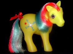 My Little Pony 1980'S ARGENTINA NORTH STAR