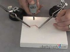 How to solder jewelry - Jewelry Making - http://videos.silverjewelry.be/brass/how-to-solder-jewelry-jewelry-making/