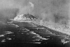 To the Japanese leadership, the capture of Iwo Jima meant the battle for Okinawa, and the invasion of Japan itself, was not far off. Military Units, Military History, Military Uniforms, Countries Of Asia, Battle Of Iwo Jima, Once A Marine, Total War, War Machine, Marine Corps