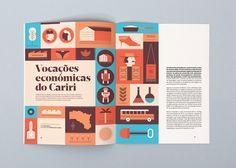 FIEC Magazine 2 on Behance