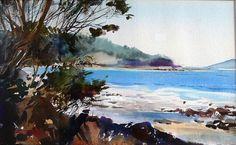 David Taylor watercolor - Google Search