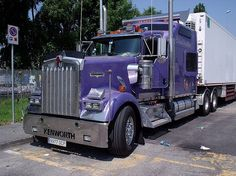 kenworth semi truck