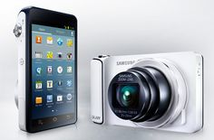 Samsung Galaxy Camera launched in India at 29,000 Rs