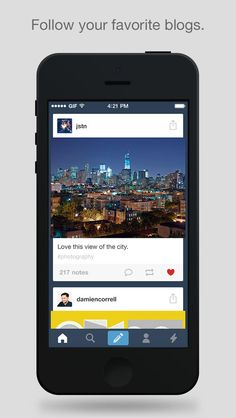 Tumblr (ios) | AppCrawlr
