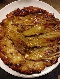 Mijn tarte tatin van witlof door Claudia