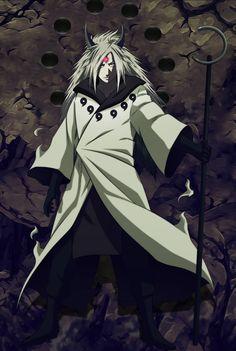 HD wallpaper: Madara Uchiha, Naruto Shippuuden, Sage of Six Paths, Uchiha Madara
