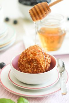 Toasted Coconut Fried Ice Cream [oh, and Whole62? CHECK!]