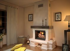 SEMINEU TILLIERE Home Fireplace, Facade House, Kitchen Design, Sweet Home, Indoor, Dining, Wood, Interior, Modern