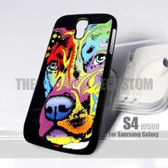 American Pit Bull Terrier Art Print Samsung S4 9500