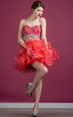 #homecomingdress #minihomecoming #shortpromdress #shorthomecomingdress #ruffleddress #ruffleshortdress