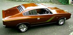 1972 Chrysler VH Valiant Charger - Simple the best. Chrysler Charger, Dodge Chrysler, Dodge Charger, Australian Muscle Cars, Aussie Muscle Cars, American Muscle Cars, Detroit Cars, Chrysler Valiant, Best Classic Cars