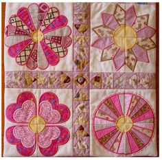 ITH - Easy Peasy Quilt Blocks Style 01 -  Caroline