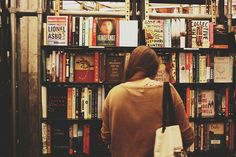 Bookstores. <3