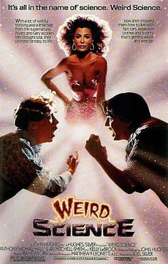 80's movies  Weird Science