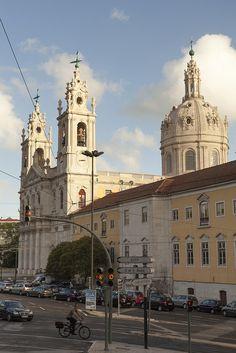 Basílica da Estrela, Lisboa.