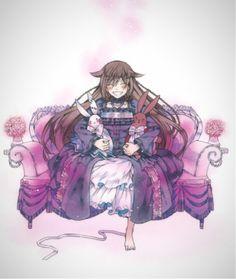 Alice baskerville ,Pandora hearts