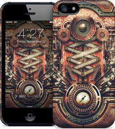 Steampunk Motherboard iPhone Case - Nuvango  - 3