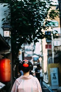 LE  RICETTE DI CHARA: Viaggio in Giappone