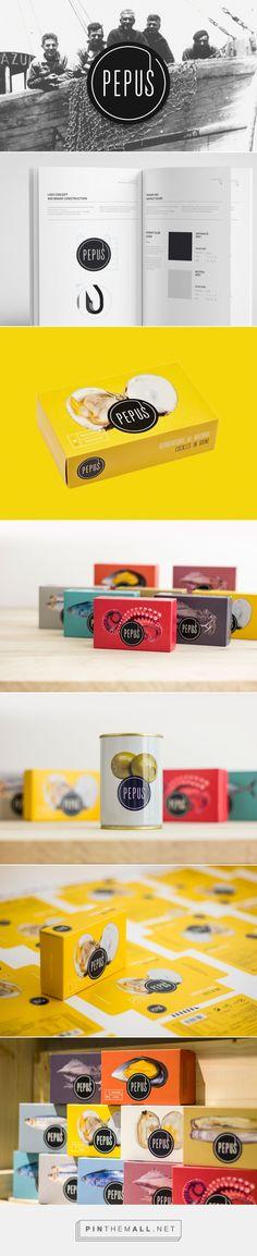 Pepus Food  - Packaging of the World - Creative Package Design Gallery -http://www.packagingoftheworld.com/2016/10/pepus.html