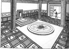 Mycenaean Megaron | CCIV 214