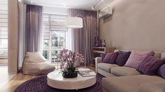 Modern Apartment by Anna Fedyukina