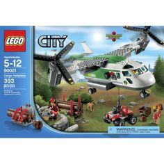LEGO® City Cargo Heliplane 60021
