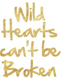 Wild Hearts Canvas Giclee Print