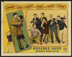 1929:  Dorothy Gulliver in College Love