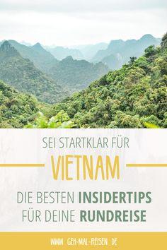 Hol dir die besten Insider-Tipps für deine Reise nach Vietnam! Unsere Reisetipps eignen sich perfekt für Backpacker, die eine Rundreise durch Vietnam planen. Viel Spaß im Urlaub. #gehmalreisen #vietnam #asien #rundreise #backpacking