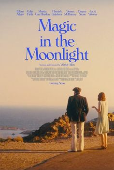 CINEMA SCAPE Magic in the Moonlight by Woody Allen, Starring Emma Stone, Colin Firth  Marcia Gay Harden, Out July 25, 2014. www.imageamplified.com, Image Amplified