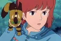hayao miyazaki characters - Google-haku