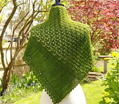 Sonetto shawl
