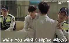 Love Moon ♥ My Blog: [SUBITA] While You Were Sleeping #ep.29-30 #subita #while_you_were_sleeping #leejongsuk #suzy