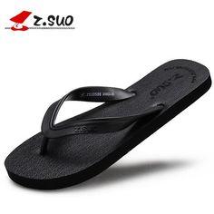 c54947d0cc2f2  EBay  Z.Suo Summer Lovers Flip Flops Eva Comfortable Beach Shoes Casual  Slippers