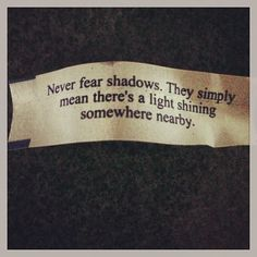 Unless your a Doctor Who fan. Then what ever you do count the shadows. For god sakes count the shadows.
