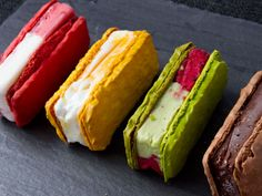 Payard's Macaron Ice Cream Sandwiches Are a Mashup We Can Get Behind | Serious Eats : New York