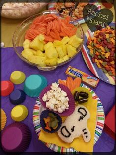 Bento making with the Anime Club - Cute food!