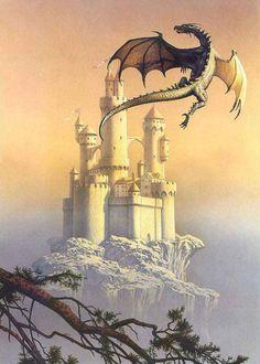 Ciruelo Cabral | Flying Dragon | Ciruelo Cabral |