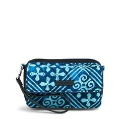 Nwt Vera Bradley Rfid All In One Crossbody Cuban Tiles Verabradley Shoulderbag