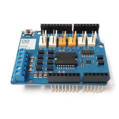 Arduino Motor Shield Tutorial. All steps http://www.instructables.com/id/Arduino-Motor-Shield-Tutorial/?ALLSTEPS