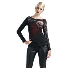 Ropa gotica #gothic #fashion #darkness #alternative #black clothing en #empspain #spiral