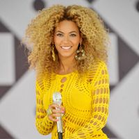 Retro curls - Beyonce hairstyles from ghd