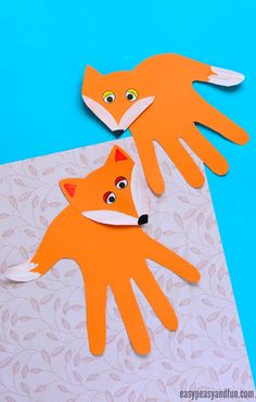 Handprint-Fox-Craft-for-Kids.jpg (700×1100)