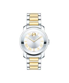 Movado | Bold Luxe 32mm Two-Toned Watch | Movado US