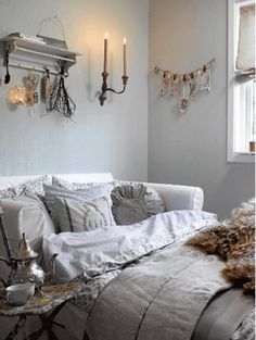 .Good way of not making the guest bedroom aspect obvious, yet still comfortable.