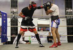 Doberstein boxt wieder in der Saarbrücker Saarlandhalle  http://htl.li/okI5Y