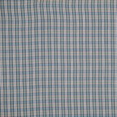 Jadeite Green Plaid Cotton Shirting