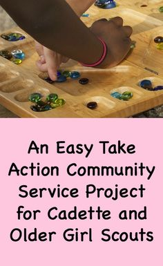 An Easy Take Action Community Service Project for Cadette and Older Girl Scouts Girl Scout Leader, Girl Scout Troop, Girl Scouts, Cadette Girl Scout Badges, Cadette Badges, Girl Scout Silver Award, Community Service Projects, Take Action, Lions