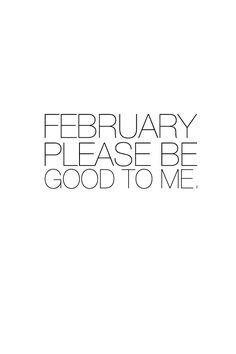 resolution to be good to myself!