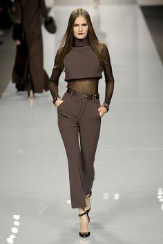 Jo No Fui at Milan Fashion Week Fall 2011 - Runway Photos
